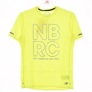 뉴발란스 NC02 M  프린트형 ICE  반팔티 NBNE836621