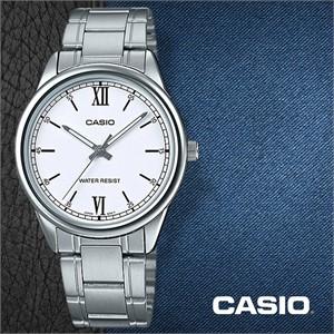 CASIO 카시오 MTP-V005D-7B2 남성시계 메탈밴드 손목시계