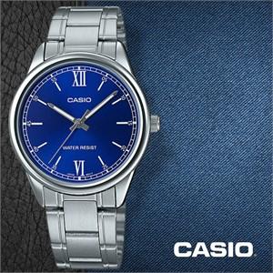 CASIO 카시오 MTP-V005D-2B1 남성시계 메탈밴드 손목시계