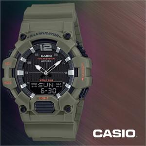 CASIO 카시오 HDC-700-3A2 남성시계 우레탄밴드 손목시계
