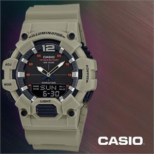 CASIO 카시오 HDC-700-3A3 남성시계 우레탄밴드 손목시계