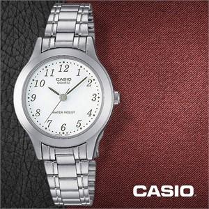 CASIO 카시오 LTP-1128A-7B 여성시계 메탈밴드 손목시계