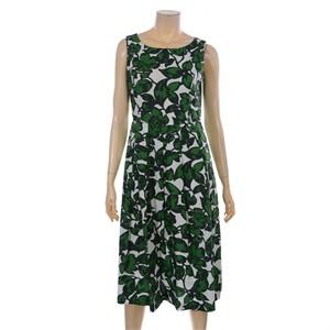 비꼴리끄 NC02 면나뭇잎나시원피스 b192zo3120455