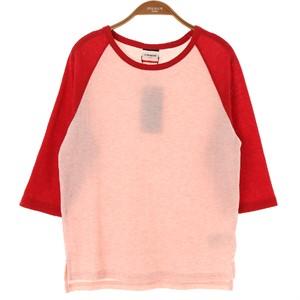 폴햄키즈 NC02 여아 칠부 티셔츠 PKZ3TR2820PK