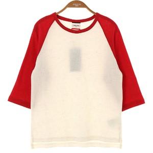 폴햄키즈 NC02 여아 칠부 티셔츠 PKZ3TR2820RD