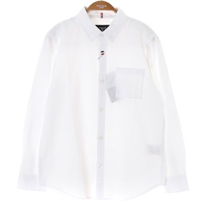 폴햄키즈 NC02 면 카라 셔츠 PKZ3WC1010WT
