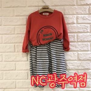 밀리밤 NC05 가을 티셔츠 MLLA19T03