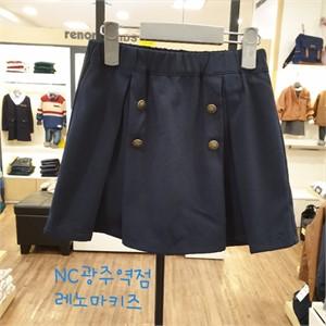 레노마키즈 NC05 네이비치마바지 R1931S608