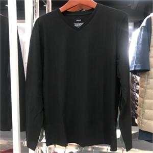 폴햄 NC05 긴팔 브리넥 티셔츠 PHZ3TR3940