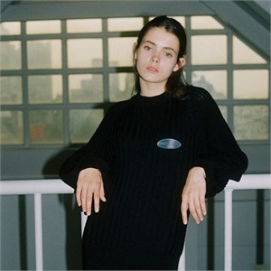 [느와] Bell Knit Dress