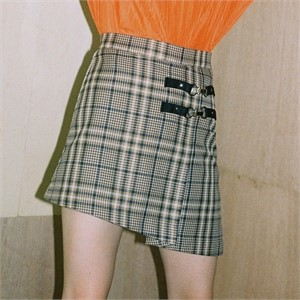 [느와] CP Skirt