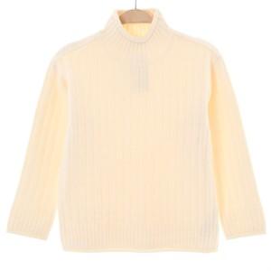 오후 NC02 뽀신사 케이블 스웨터 OHKA19W5194