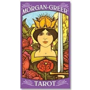 [타로서점] 모건그리어 타로카드 한글메뉴얼 주머니무료제공 Morgan Greea Tarot