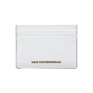 [느와] Leather Card Holder