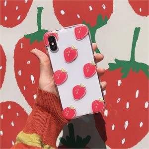 딸기 딸기 아이폰 케이스
