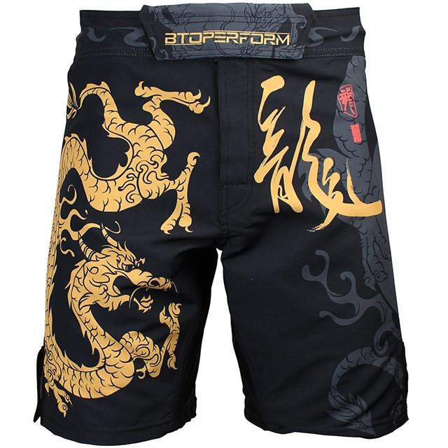 FS-64 골든 드래곤 GOLDEN DRAGON 파이트쇼츠 MMA 트렁크