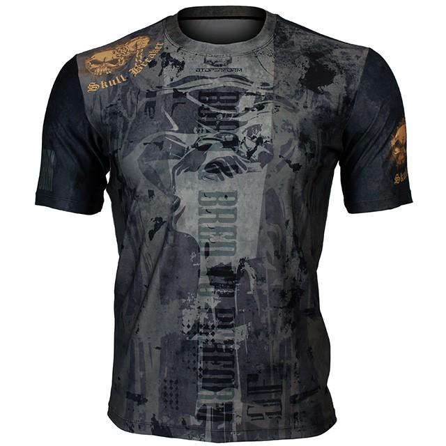 FR-356 스컬 브레이커 SKULL BREAKER 풀그래픽 루즈핏 반팔 티셔츠