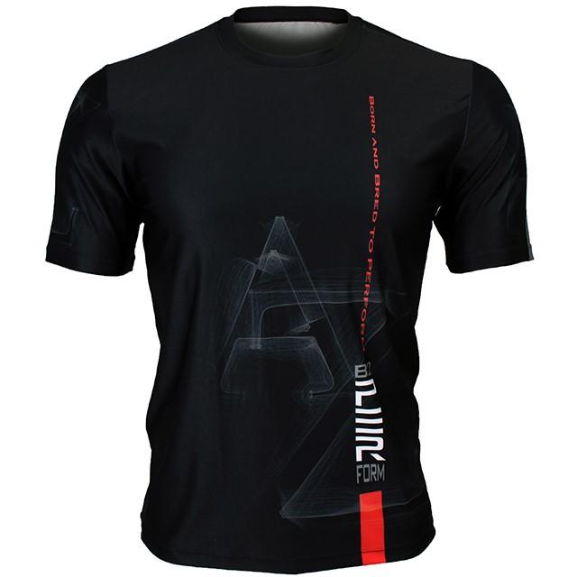 FR-345 에이지 AZ 풀그래픽 루즈핏 반팔 티셔츠