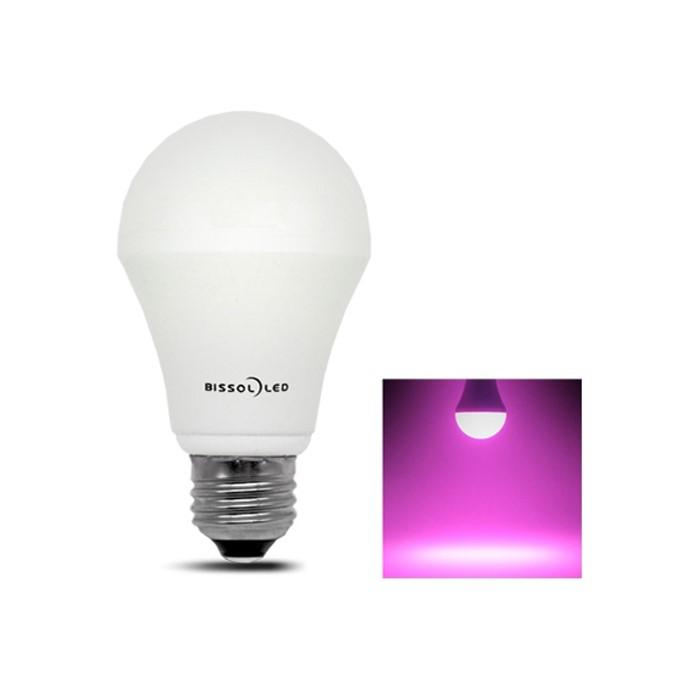 빛솔 식물생장용 LED 전구 10W PG311 난류/화훼류/시설재배