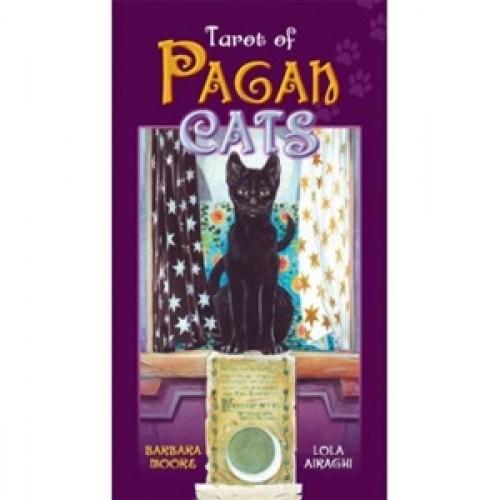[타로서점] 페이건 캣츠 타로카드 한글메뉴얼 주머니무료제공 Pagan Cats