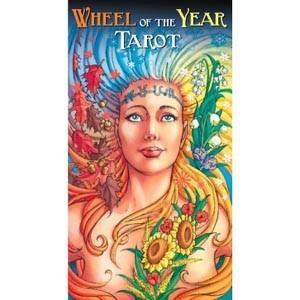 [타로서점] 시간의바퀴 타로카드 휠오브더이어 한글메뉴얼 주머니무료제공 wheel of the year tarot
