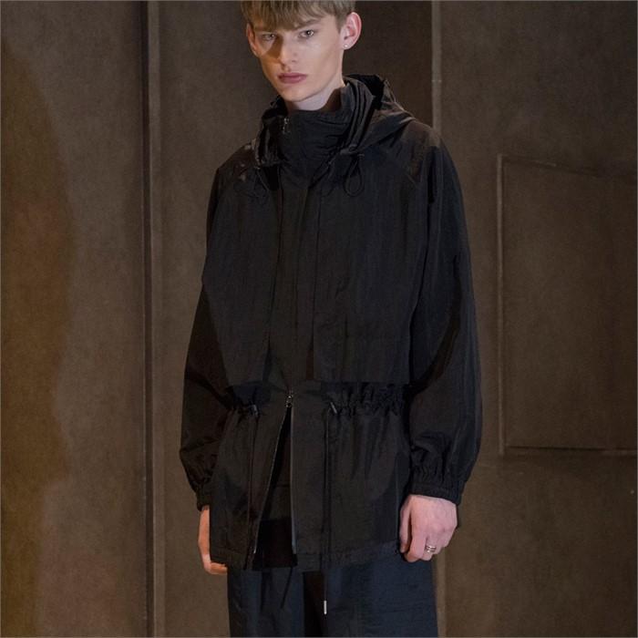 [노이어] Synthetic Rain Safari Jacket