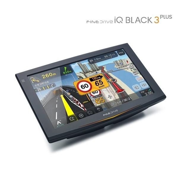 파인드라이브 IQ 블랙3 플러스 거치&매립 겸용 7인치 내비게이션