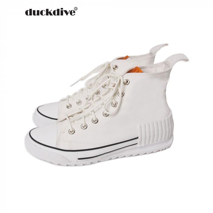 [덕다이브]DKDV BUMPER HIGH WHITE
