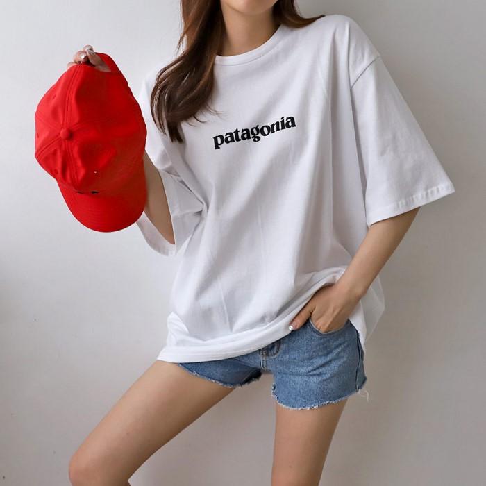 [Anonymous] 웨이브 티셔츠 (남여공용)
