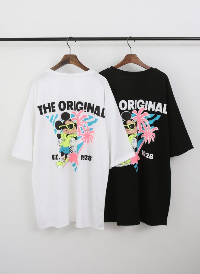 [Anonymous] 핑거믹키 티셔츠