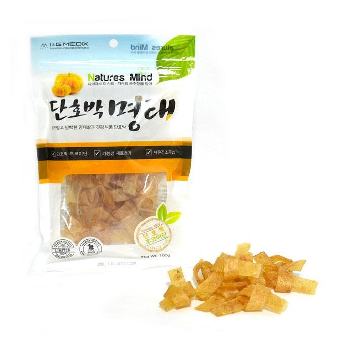 후코이단 단호박명태100g 영양간식