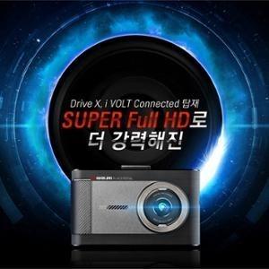 아이나비 3.5인치 풀터치LCD 2채널(FHD+HD) 블랙박스 블랙로얄 16G