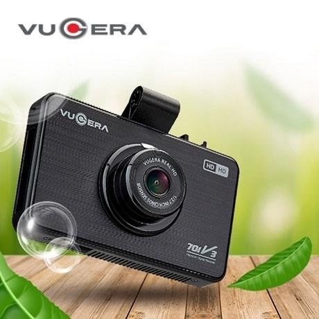 뷰게라 3.5인치 풀터치LCD 2채널(HD+HD) 블랙박스