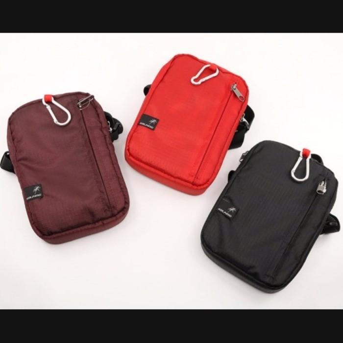 콜핑 NC05 미니 크로스백 보조가방 생활방수 KFB3302U