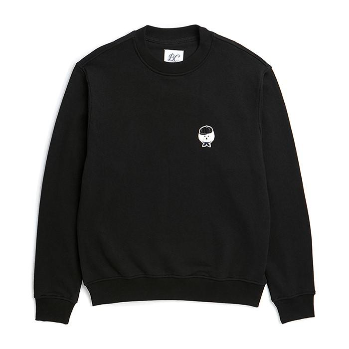 ILP SIGNATURE BASIC LOGO SWEAT-SHIRTS 2019VER BLACK