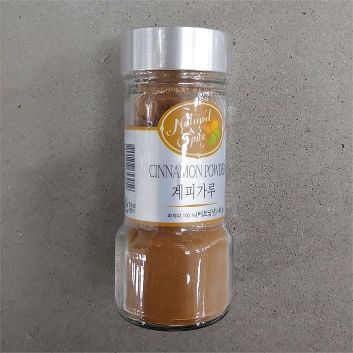 계피 가루 분말 천연 향신료 5g 1개