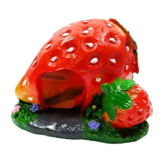 딸기 은신처(SH9738) 햄스터 놀이기구 용품