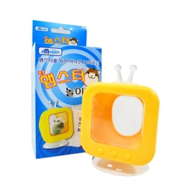 아마존 햄스터 놀이 TV 햄스터 놀이기구 용품