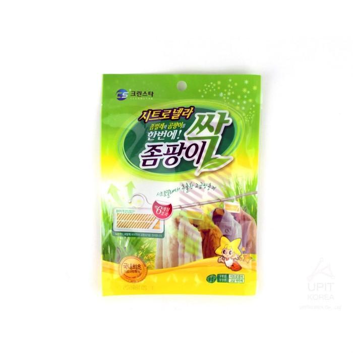 아로마향 좀팡이싹 방충제 옷장용 1입 좀벌레 좀약