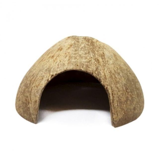 코코넛 은신처 햄스터 놀이기구 용품