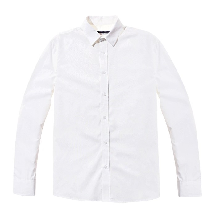 [Jbans]고밀도코튼 버튼다운셔츠 (C1901-ST041_WT)