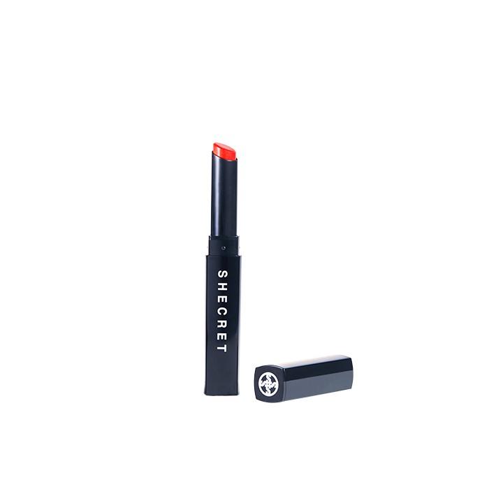 [SHECRET] 쉬크릿 유니크 립스틱 딜라이트 레드
