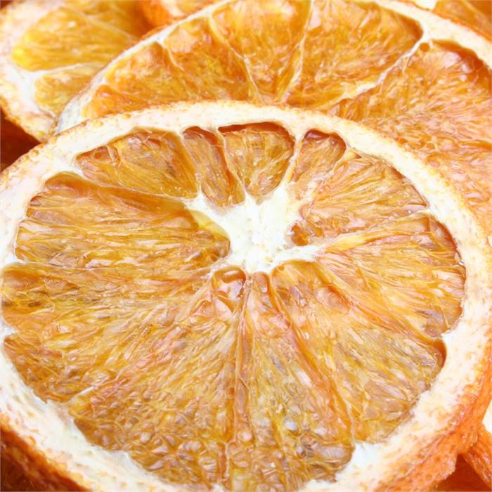 [건과][100g] 오렌지 원형컷 (약15-30입) - 국내생산, 열풍건조, 오렌지 100%