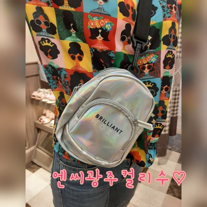컬리수 NC05 블링모어슬링백(가방) COZRAAEC03