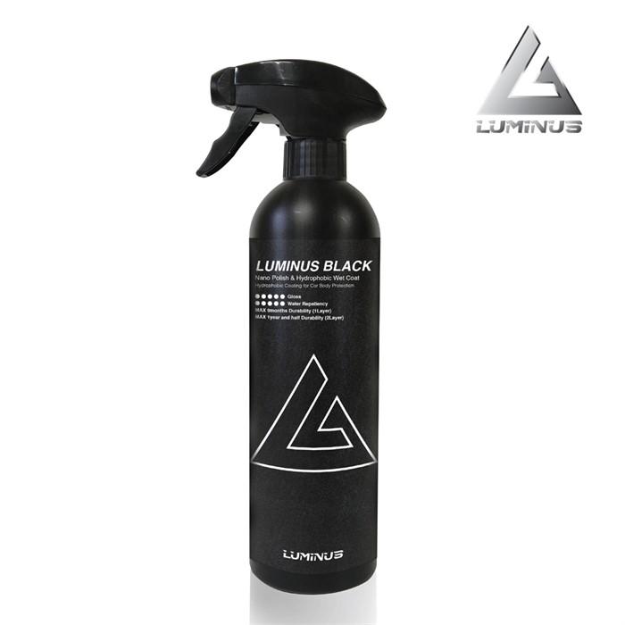 Luminus BLACK 루미너스 블랙 [500ml][세라믹 코팅제]