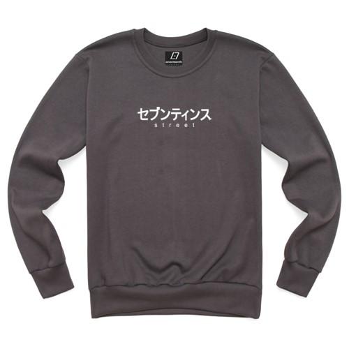 [SEVENTEENTH] JAPAN FONT MTM - CHARCOAL