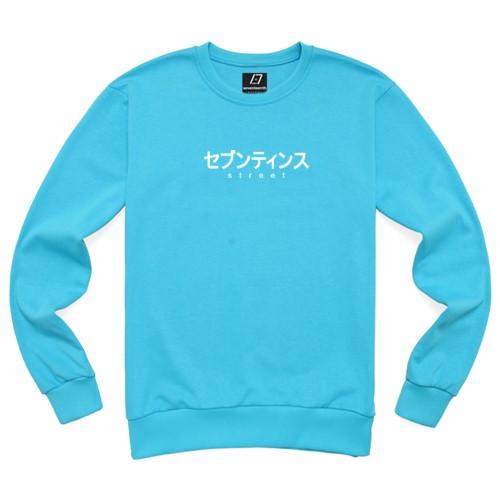 [SEVENTEENTH] JAPAN FONT MTM - WATER BLUE