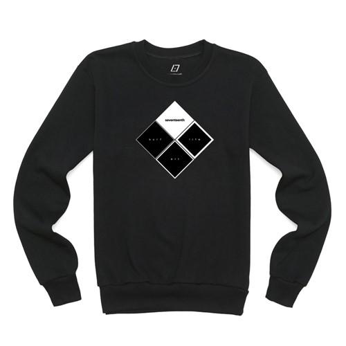 [SEVENTEENTH] 4 DIAMOND MTM - BLACK