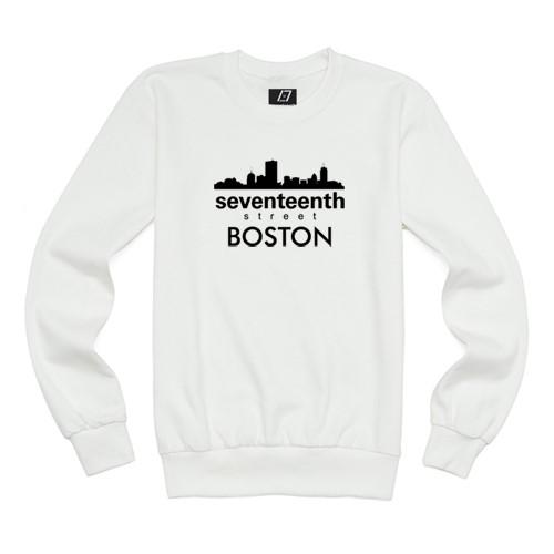 [SEVENTEENTH] CITY BOSTON MTM - IVORY