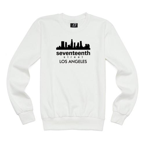 [SEVENTEENTH] CITY LOS ANGELES MTM - IVORY